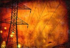Industrial Grunge Stock Image