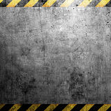 Industrial grungy steel plate Royalty Free Stock Photo
