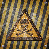 Industrial grungy steel plate Stock Photo