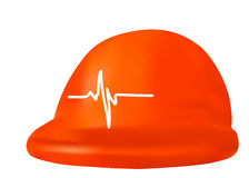 Industrial health and safety concept Royalty Free Stock Photos