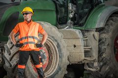 Industrial Heavy Equipment royalty free stock images