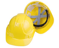 Industrial Helmet Stock Image