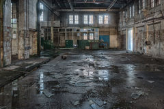 Industrial heritage Stock Photo