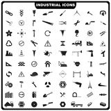 Industrial Icon Stock Images