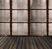 Industrial interior Stock Image