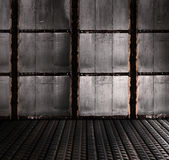Industrial interior royalty free stock image