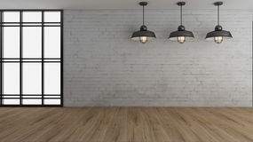 Industrial Interior 3d Render Images Stock Photos