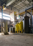 Industrial interior Stock Photos
