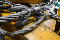 Industrial rope. stock image. Image of fastener, coil - 32818661