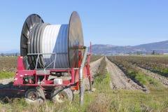 Industrial Irrigation Tool Stock Photo