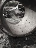 Industrial Junk Royalty Free Stock Photography