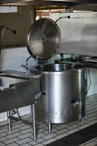 Industrial kitchen Royalty Free Stock Images