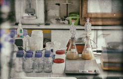 Industrial laboratory Royalty Free Stock Image