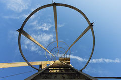 Industrial ladder Royalty Free Stock Images