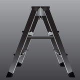 Industrial ladder Stock Image