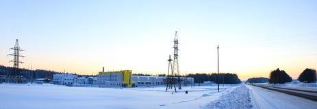 Industrial Landmark Stock Photos