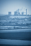 Industrial landscape Royalty Free Stock Photography