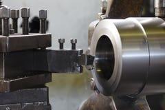 Industrial lathe Stock Photos