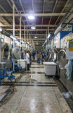 Industrial laundry royalty free stock photos