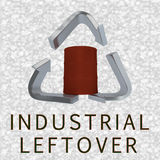 Industrial Leftover concept Stock Photos