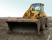 Industrial Loader Stock Photos
