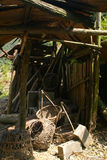 Industrial Logging Royalty Free Stock Photos