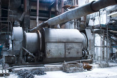 Industrial machine Royalty Free Stock Photos