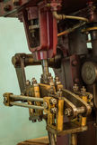 Industrial Machine Crank System Stock Images