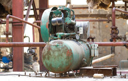 Industrial machine Royalty Free Stock Images