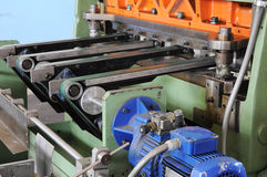 Industrial machine tools. Royalty Free Stock Photography