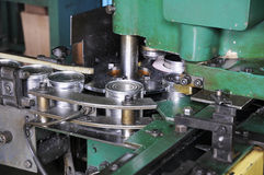 Industrial machine tools. Royalty Free Stock Image