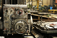 Industrial machinery Stock Image