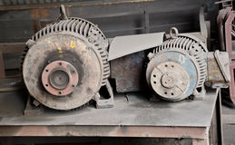 Industrial machinery Royalty Free Stock Image