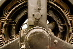 Industrial machinery Royalty Free Stock Images