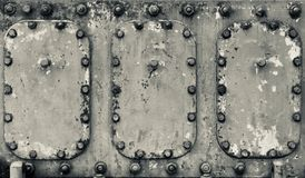 Free Industrial Machinery Painted Metal Surface With Heavy Patina Royalty Free Stock Images - 118895229