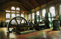 Industrial machines Royalty Free Stock Images