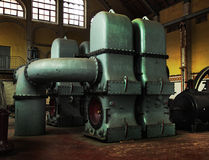 Industrial machines Royalty Free Stock Photography