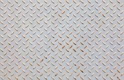 Industrial Metal Flooring Royalty Free Stock Photos