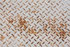 Industrial Metal Flooring Stock Image