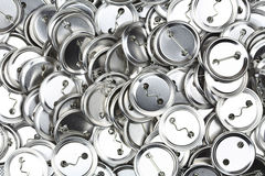 Industrial metal parts Royalty Free Stock Images