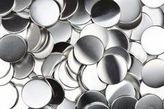 Industrial metal parts Royalty Free Stock Photos
