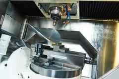 Industrial metrology tool work Stock Photos