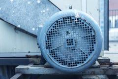Industrial motors Stock Image