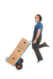 Industrial mover Stock Image