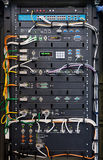 Industrial network equipment Stock Photo