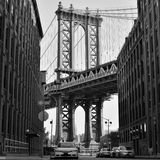 Industrial New York Royalty Free Stock Images