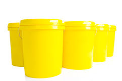 Industrial oil and lubricant product Stock Photos