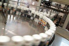 Industrial packaging Stock Image