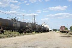 Industrial Park Royalty Free Stock Photos