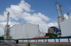 Industrial part of town. Male. Maldives Stock Photos